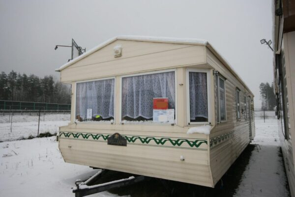 domek mobilny